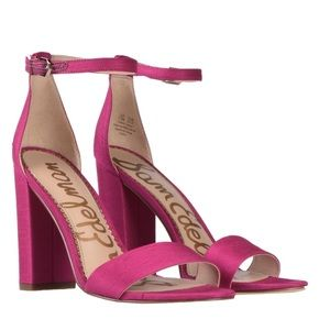 Sam Edelman Strappy Heel Sandals